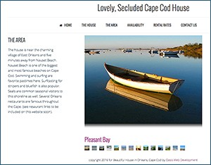 Cape House Rental