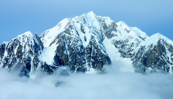 Mt. McKinley from the Air