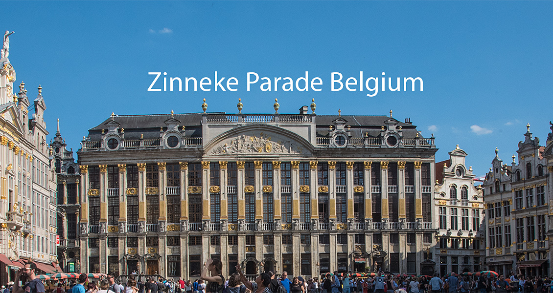 Zinneke Parade in Brussels