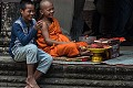 Boy and Monk